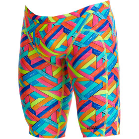 Funky Trunks Training - Maillot de bain Homme - Multicolore